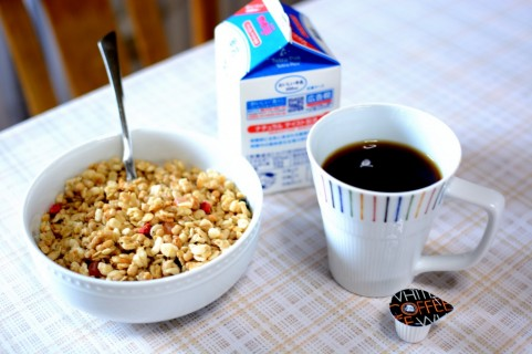 【皆来文書】朝食やおやつに!体にやさしい、夏にオススメ『ごろっと大豆のグラノーラ』
