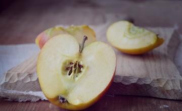 【皆来文書】忙しい新生活の味方♪レンジで1分!りんごの甘煮☆