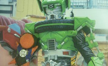 【デアゴスティーニ】週刊仮面ライダー№96 生まれ変わったらベルト以外になりたい。