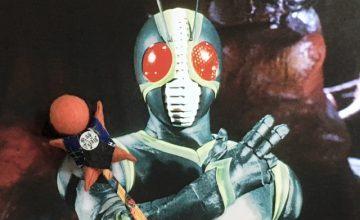 【デアゴスティーニ】週刊仮面ライダー№140 巨大特集ライダー・巨大怪人で胃袋もムクッと巨大化♪