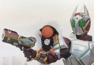 【デアゴスティーニ】週刊仮面ライダー№146 今週はスーパーバーニング兄貴特集だよ!!