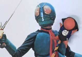 【デアゴスティーニ】週刊仮面ライダー№188 ライダーの原点、大女優の原点。
