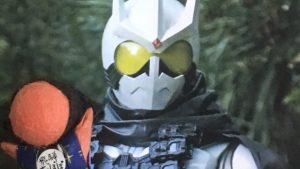 【デアゴスティーニ】週刊仮面ライダー№124 風都はまたいくつも戸惑いを投げかける。