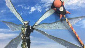 【デアゴスティーニ】週刊仮面ライダー№132 雨傘、持ち方、怪人でなくとも要注意を!