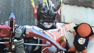 【デアゴスティーニ】週刊仮面ライダー№172 キュウレンジャーのBN団のお話で毎回泣いてます。