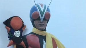 【デアゴスティーニ】週刊仮面ライダー№185 それはハンドルではなく…触覚アンテナ!